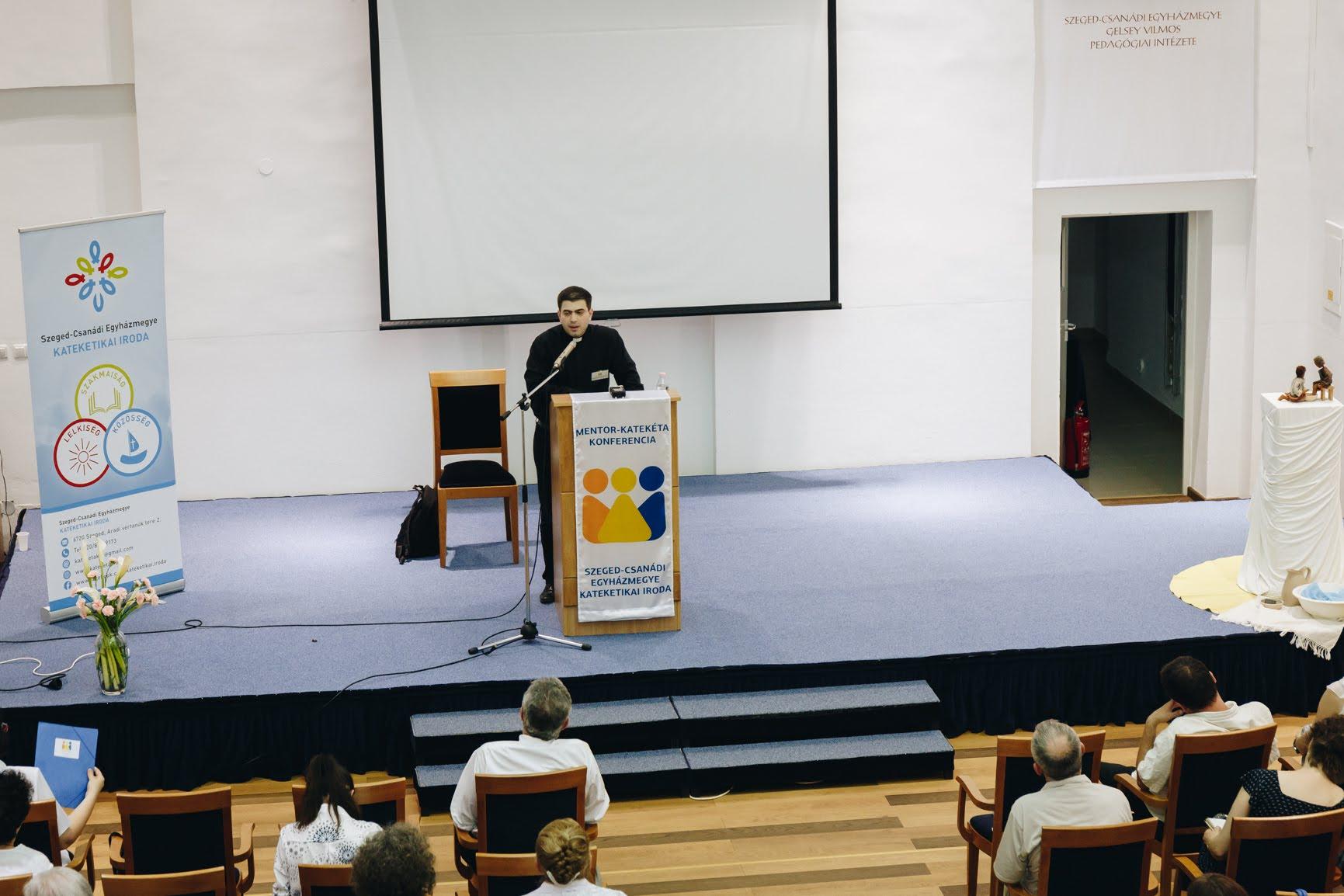 Mentor Konferencia 085
